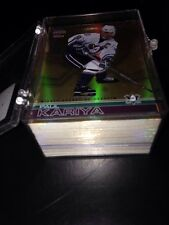 2002 McDonalds Hockey Prism Gold Master Set