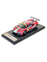 Ferrari 488 GTE EVO No.71 (24H Le Mans 2019) Resin Model