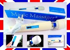 Xmas gift 30 SPEED Magic Wand Powerful Massager Hitachi Motor UK Plug RRP £55.00