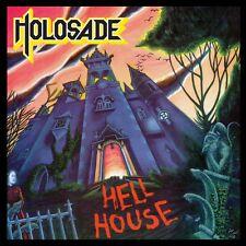 HOLOSADE - Hell House (NEW*UK SPEED METAL*DELUXE + 6 BONUS*ABATTOIR*RAZOR)