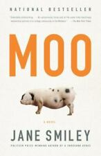 Moo by Jane Smiley (2009, Trade Paperback)