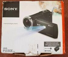 Sony Pj330e handycam camcorder