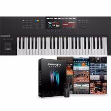 Native Instruments Komplete Kontrol S49 Mk2 & Komplete 11 Select Software