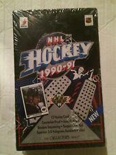 1990-91 Upper Deck Hockey Cards, Sealed 36 ct. Box