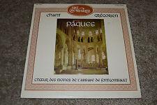 Chant Gregorien~Choeur Des Moines De L'abbaye de Fontgombault~IMPORT~FAST SHIP