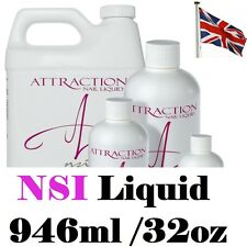 NSI Attraction Acrylic Nail Liquid 946ml 32oz Monomer Brand New (Fast Delivery)