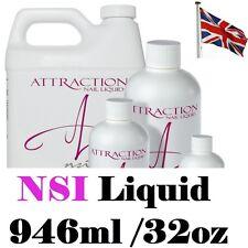 Nsi atracción Uñas De Acrílico líquido 946ml 32oz monómero nuevo (entrega Rápida)
