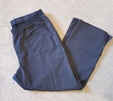 Sanibel Scrub Pants Womens Xl Dark Grey Preowned