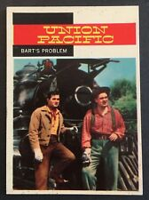 Vintage 1958 Topps TV WESTERNS card #45 BART'S PROBLEM- combined ship