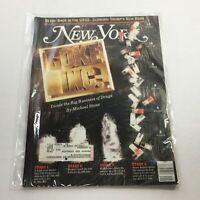 New York Magazine: July 18 1990 - Coke Inc. Business Of Drugs by Michael Stone