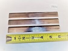 """New listing The Saw & Knife Speciality Co Set of (3) Jointer Blades, 1/8"""" x 47/64"""" x 6"""" Long"""