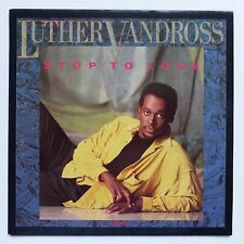 LUTHER VANDROSS Stop to love EPC 650268 7 Discothèque RTL