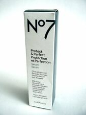 Boots No.7 Protect & Perfect serum 1 FL OZ Results just 4 weeks, Fresh!