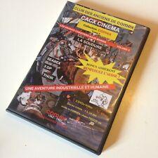 double DVD Club des Anciens de Comex - Thor - Seabex - 3 DP - Renflouez l'Alose