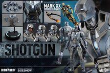 =MIB= 1/6 Hot Toys Iron Man Mark MK XL 40 Shotgun Exclusive MMS309 Retired