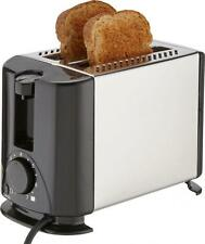 LAPTRONIX 2- SLICE ELECTRIC TOASTER IN STAINLESS STEEL 700W