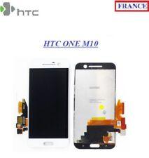 ECRAN COMPLET VITRE TACTILE BLANC + LCD HTC ONE M10