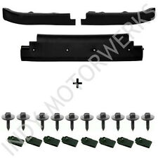 FRONT SPOILER CORVETTE C5 LOWER AIR DAM KIT PLUS HARDWARE 97-04 IMPROVE COOLING