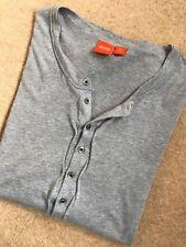 HUGO BOSS Y Neck T-Shirts for Men