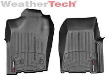 WeatherTech Floor Mats FloorLiner - Ford Ranger - 2011 - 1st Row - Black