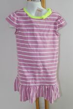 Gymboree Everyday Favorites Girl's Size 5 NWT Knit Dress Purple Stripe NEW