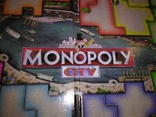 2009 Monopoly City Board Game - REPLACEMENT GAME BOARD ONLY