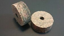 TWO BURL MIX 1 CORK RINGS, ROD BUILDING