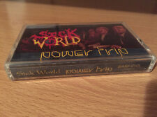 Sick World - Power Trip - Rare Demo Tape / 1996 / Metal