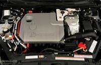 10 MERCURY MILAN Automatic Transmission AT 2.5 2.5L VIN 3 Hybrid ID 9E58-BA