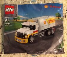 Lego 40196 Shell Tanker Shell V-Power New In Sealed Polybag