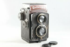 Rollei Rolleicord 35mm DRP Carl Zeiss Jene 7.5cm F3.5 from Japan #1179