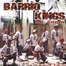 BARRIO KINGS - MR. CHOLO NEW CD