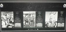 COLLINGWOOD LEGENDARY LEADERS - SIGNED by LOU RICHARDS