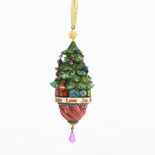 Jim Shore Legends of Christmas Series 1st Ornament  ~ Christmas Tree ~ 4036697