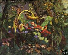 "J.E.H. MacDonald, Group of Seven ""The Tangled Garden"" Large Print"