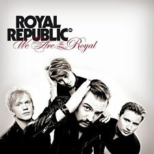ROYAL REPUBLIC - WE ARE THE ROYAL - 2010 - CD - ROADRUNNER RECORDS -