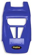 NEW YAMAHA WARRIOR YFM 350 DARK BLUE PLASTIC STOCK HOOD PLASTICS