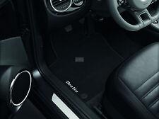 Original VW Textil Fußmatten Premium vorne + hinten Beetle Neu 5C1061270  WGK