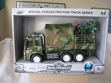 War Thunder Peace Keeping Force Special Forces Friction Truck Series~New