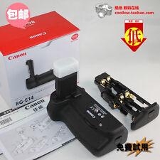 Genuine Canon BG-E14 Battery Grip BGE14 for LP-E6 LP-E6N ACK-E6 EOS 70D 80D