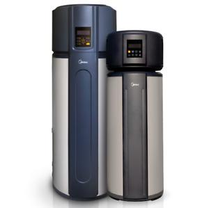 Chromagen Midea Energy Efficient Heat Pump Hot Water System PRICE AFTER REBATES