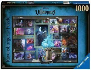 Ravensburger - Disney Villainous Hades Puzzle 1000pc