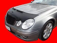 Mercedes Benz E-Class W211 2006-2009 CUSTOM CAR HOOD BRA NOSE FRONT END MASK