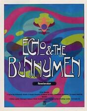 Echo & The Bunnymen VOX Tour advert
