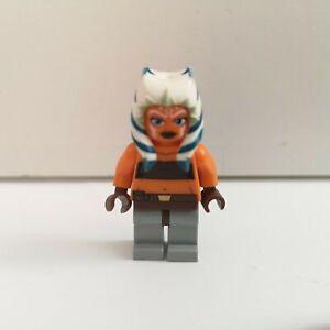 Lego - Star Wars - Ahsoka Tano, Padawan - Genuine Minifigure (sw0192)