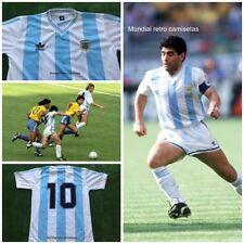 Maradona Argentina world cup 1990 jersey maglia camiseta