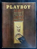 Playboy - 1962 May with Centerfold - GREAT condition magazine & Ads