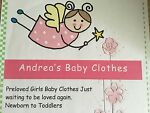 Andreas Baby Clothes