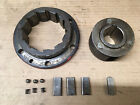 Large Drive Pulley Backlash Assembly for Concord Disc Mowers
