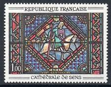 FRANCE MNH 1965 800th Anniversary of Sens Cathedral